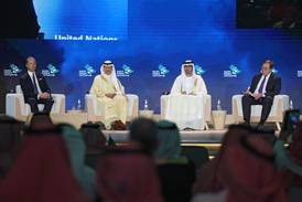 Climate change must not be an economic burden for developing nations, UAE minister says
