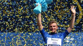 Tactics pay off for Marcel Kittel with victory on first stage of Dubai Tour