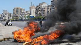 Lebanon's army chief warns of 'inevitable' collapse without urgent aid