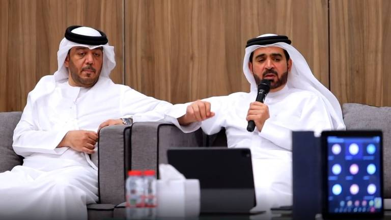 An image that illustrates this article Know the law when hiring domestic staff, Dubai chief prosecutor urges families