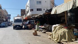 Desperation among business owners in Jordan's border town with Syria