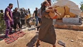 Government shells kill four civilians in Syria