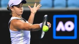 World No 1 Ashleigh Barty makes light work of Ekaterina Alexandrova at Australian Open