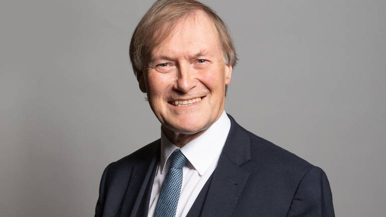 An image that illustrates this article David Amess: Classic backbench MP who was dedicated to legislation on his causes
