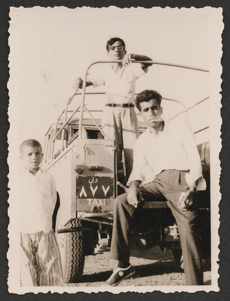 Al-Salehia, Ras Al-Khaimah, circa 1960s. Copyright Abdulghafoor Al Qasim, courtesy of Akkasah Center for Photography