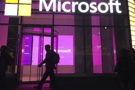 Microsoft profit soars 48% on strong cloud business
