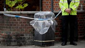 Amesbury poisoning: UK police officer given all clear after Novichok tests