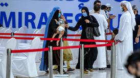 Afghan boy, 13, slipped past Taliban guards alone to reach UAE evacuation flight