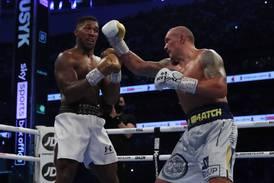 Oleksandr Usyk upsets Anthony Joshua to become world heavyweight champion