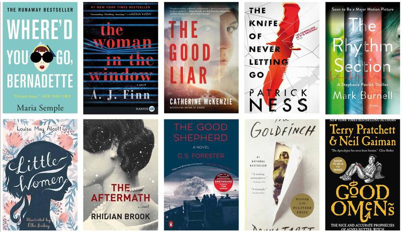 Books to read before watching the movies