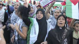 Palestinian refugee protests over labour conditions move into Lebanon's streets