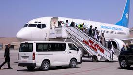 Afghanistan: first flights land at Kabul airport since Taliban takeover