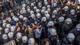 Turkish authorities detain dozens more over university protests