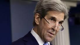 John Kerry denies giving Israeli intel to Iran after Zarif leaks