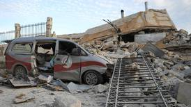 While the Syrian regime targets hospitals, heroic doctors battle to save lives