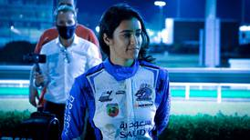 Saudi female racing driver Reema Al Juffali blazing a trail for motorsport and the kingdom