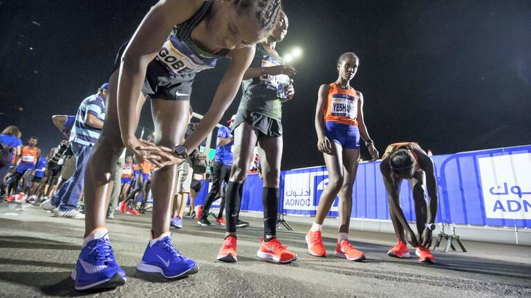 An image that illustrates this article Ready, set, go: A rundown of the upcoming races in the UAE