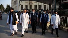 WHO thanks UAE for Afghanistan assistance as Dr Tedros visits Kabul