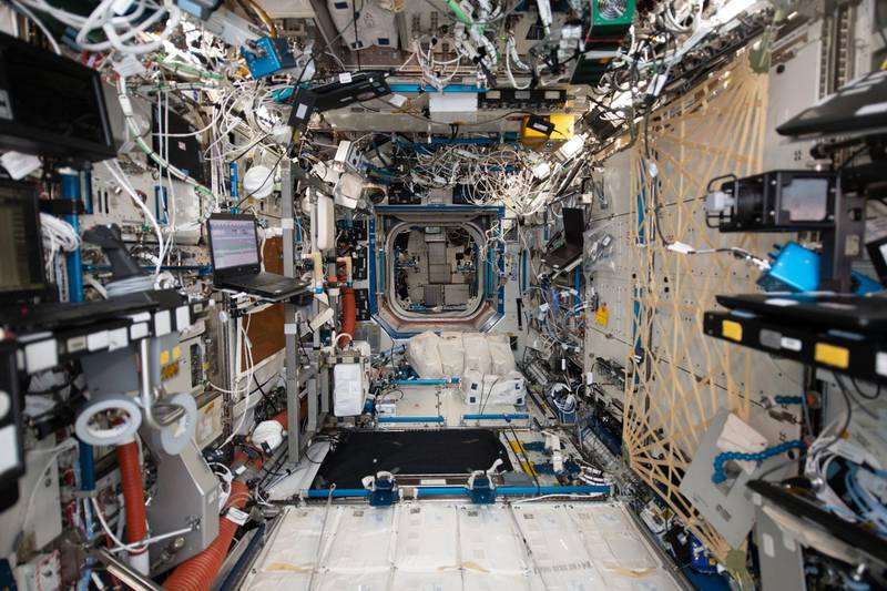 iss058e004610 (1/20/2019) --- A View of the Destiny US Laboratory aboard the International Space Station (ISS). The U.S. Laboratory Module, called Destiny, is the primary research laboratory for U.S. payloads, supporting a wide range of experiments and studies contributing to health, safety, and quality of life for people all over the world. Science conducted on the ISS offers researchers an unparalleled opportunity to test physical processes in the absence of gravity. The results of these experiments will allow scientists to better understand our world and ourselves and prepare us for future missions. Destiny provides internal interfaces to accommodate 24 equipment racks for accommodation and control of ISS systems and scientific research. Nasa