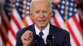 After 100 days, how is Biden faring domestically?
