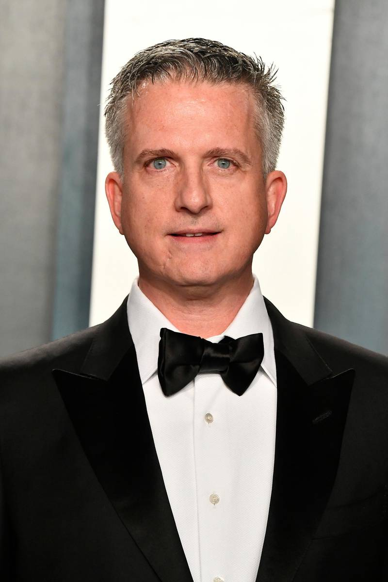 BEVERLY HILLS, CALIFORNIA - FEBRUARY 09: Bill Simmons attends the 2020 Vanity Fair Oscar Party hosted by Radhika Jones at Wallis Annenberg Center for the Performing Arts on February 09, 2020 in Beverly Hills, California.   Frazer Harrison/Getty Images/AFP