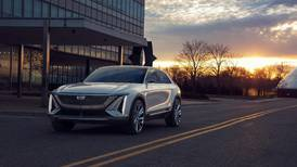 Will the Lyriq be music to your ears? Cadillac unveils its first fossil-fuel-free crossover