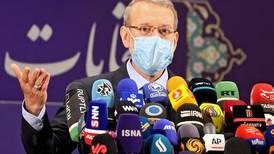 Iran elections: former parliament speaker Ali Larijani to run for president