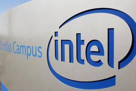 Intel profits up but revenue falls below expectations