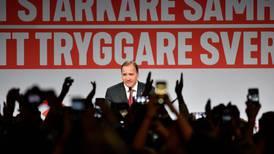 Sweden's largest party investigating messages sent during Twitter hack