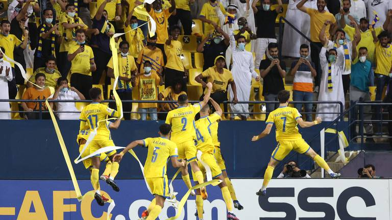 An image that illustrates this article Al Wahda crash out of Asian Champions League as Al Nassr set up semi-final with Al Hilal