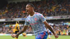 Mason Greenwood earns Manchester United win at Wolves and slice of history