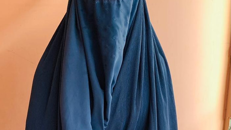 An image that illustrates this article Afghanistan: Adjusting to life beneath the veil