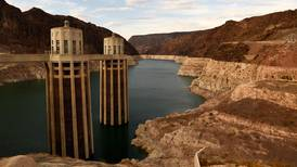 Drought on the Colorado River: America's biggest reservoirs on the brink of disaster