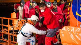 Hundreds of migrants rescued off Spain over two-day Christmas period