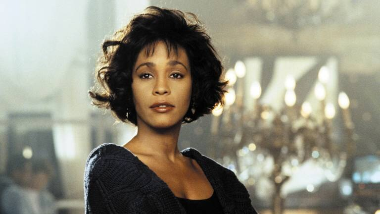 An image that illustrates this article Whitney Houston classic 'The Bodyguard' is getting a Hollywood remake