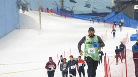 DXB Snow Run is returning to Ski Dubai for a second year