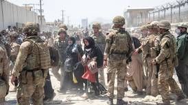 British troops suffered communication crisis in Kabul evacuation
