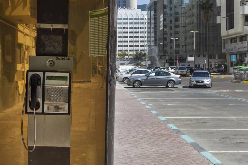 Abu Dhabi, United Arab Emirates. February 16, 2014///  Tourist Club area  neighborhoods. Abu Dhabi, United Arab Emirates.  Mona Al-Marzooqi/ The National   Reporter: Anwar HajiKaram Section: National