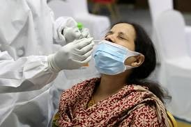 Coronavirus: cases dip below 100 for second time this month