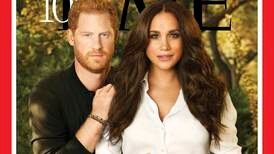 The secret message behind Meghan Markle's ring worn for the 'Time' cover shoot