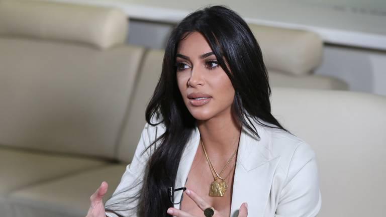 An image that illustrates this article Kim Kardashian hosting 'SNL' sparks mixed reaction