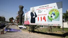 Iraq elections: female candidates vow to promote women's rights