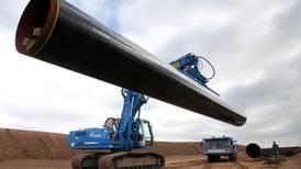 France-German split over Russian gas pipeline