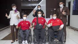 Etihad flies UAE team to Tokyo 2020 Paralympic Games
