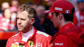 Ferrari's impressive F1 speed hampered by reliability concerns