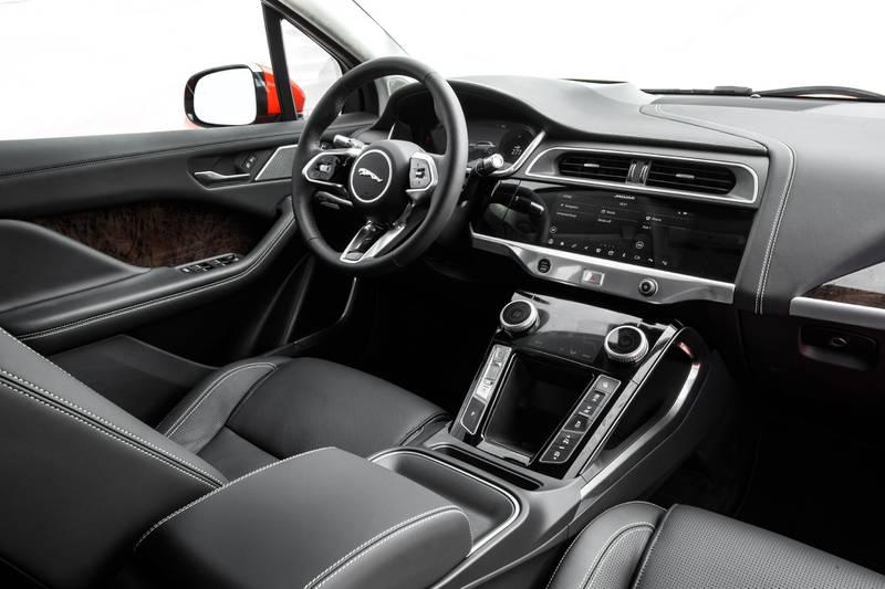 Jaguar I-PACE Global Drive, Portugal, 2018