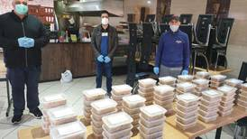 Coronavirus: UK chefs rally to deliver free meals to health workers and the vulnerable