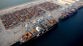 Khalifa Port's expansion work to enlarge and deepen the facility are on track