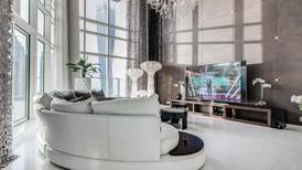 Three floors of luxury for Dh22.5m in the Dubai Marina – in pictures