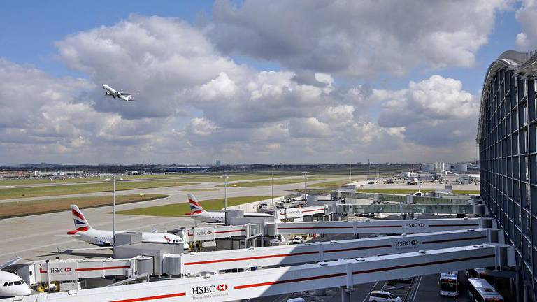 An image that illustrates this article Heathrow Airport set to raise passenger charges by 56%